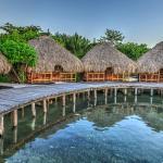 Foto de St. George's Caye Resort