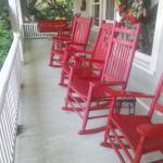 Foto de Red Rocker Inn
