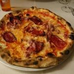 Pancetta, salame piccante, salsiccia