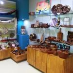 Wooden kitchen accesories and souvenirs