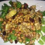 Artichoke & Chickpea Salad Creation