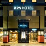 Apa Hotel Higashi Nihombashi Ekimae