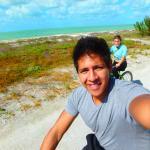 recorrer la isla en bici