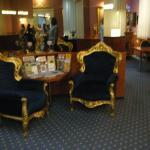 Reception area- Entrance hall