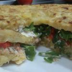 Algunos platos de la cocina mediterránea de La Tavola