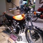 古きバイク