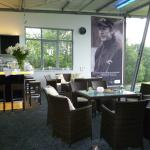Lounge in der Players Lodge
