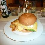 My 4 Cheese Burger