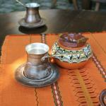 Turkish coffee (sand)