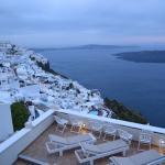 Foto de Villa Ilias Caldera Hotel