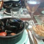 Moules e frites vicino Lille