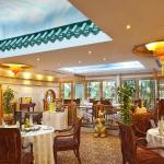 China Garden is rumoured to have been one of Michael Jackson's favourite restaurants when he liv