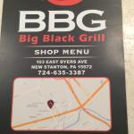 Big Black Grill