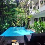 Foto de The Pavilion Hotel Kuta