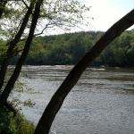 View of the Broad River