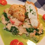 Delectable Chicken Francaise...New For Spring