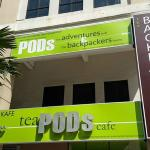 PODs The Backpackers Home & Cafe Foto