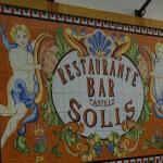 Restaurante Castillo de Solis
