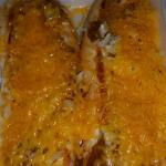 Twin chili dogs with shredded cheese