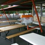 Inside & Outside Seating