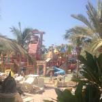Wet wadi fun