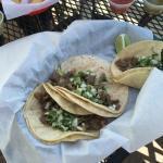 Beef Taco's