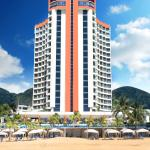 Fachada Hotel Copacabana Beach Acapulco