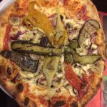 Pizza végétarienne TOP