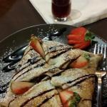 fagottino Assamanù alla Nutella con mirto di Sardegna