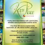 KAPS FLYER!!! WE LOVE YO SERVE YOU