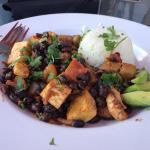 Mexican stewed tofu - yum yum
