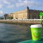 El mejor café para empezar la mañana! Especialmente en tu primer día de trabajo después de unas