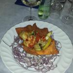 club sandwich di spigola