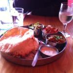 Thali Special (meat)
