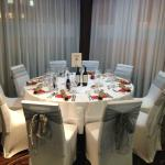 Private Dining Experience In Restaurant