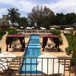 Foto de Giardino di Costanza Resort
