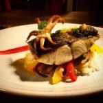 Seafood love affair...