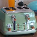 Luvd the toaster :-)