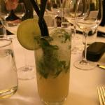 Great mojito- not too sweet not too sour