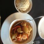 Sak-s Thai - Masaman Shrimp