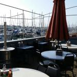 Harbor view tables