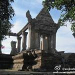 tour to preah vihear temple , car taxi driver to koh ker temple and beng mealea temple