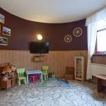 Plaz zabaw dla dzieci w Pieninach