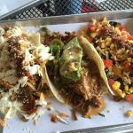 Awesome fresh made tacos