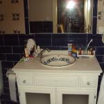 Bathroom charm
