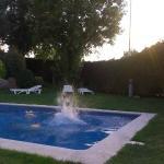cute pool area