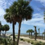 Coligny Plaza beach access