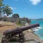 Fort James Cannon
