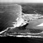 old photo of the point before major urban development in the 60's