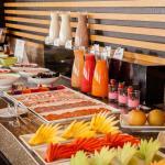 Desayuno Buffet Antiox
